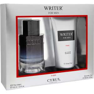 Cyrus Writer 100ml EDT Duftset inkl. 150ml Duschgel (Dior Sauvage Dupe) bei Abholung 11,99 Galaria Kaufhof