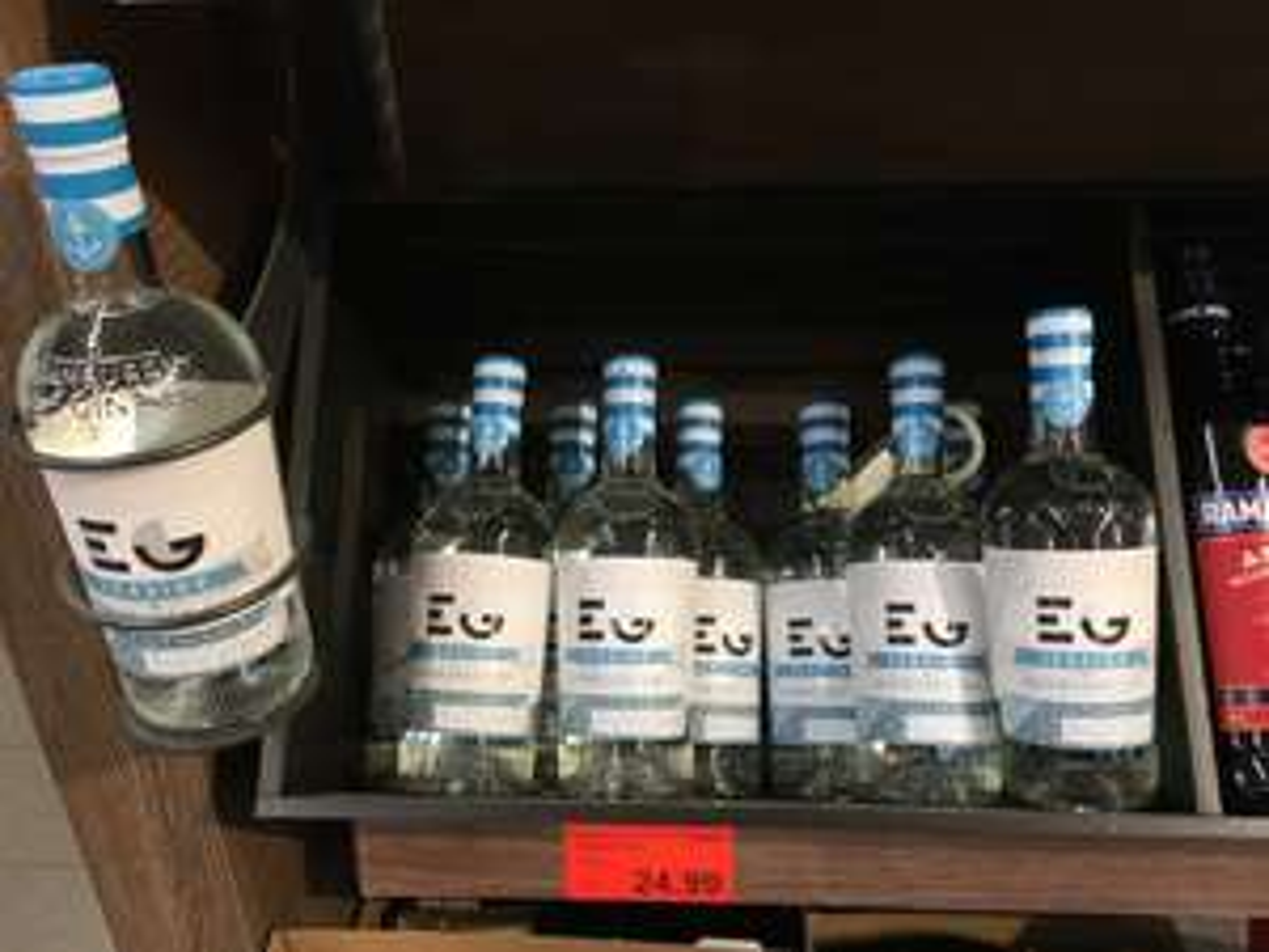 [Aldi Nord] Edinburgh Seaside Gin
