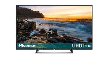 HISENSE H 50 B 7300 LED TV (Flat, 50 Zoll/126 cm, UHD 4K, SMART TV, VIDAA U3.0) [Mediamarkt]