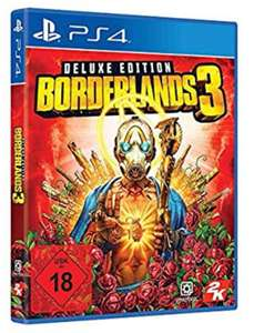 Borderlands 3 Deluxe Edition [PS4] bei Amazon