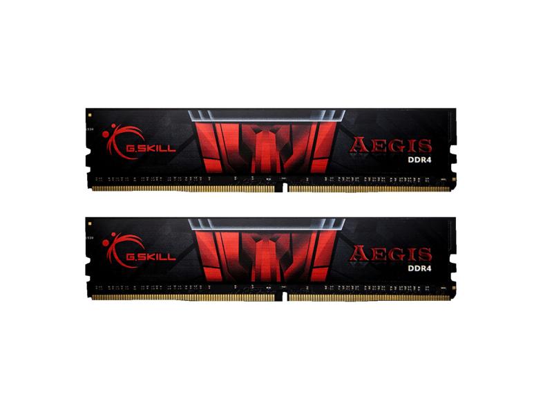 [45,99€ - Paydirekt]G.SKill AEGIS 16GB Kit DDR4-3000 CL16 (F4-3000C16D-16GISB)