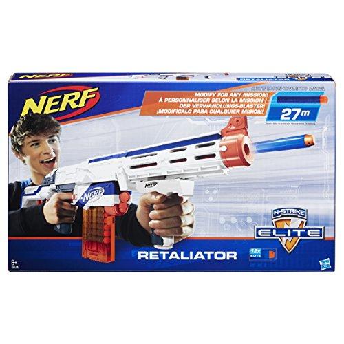 [Prime] Hasbro Nerf 98696EU4 - N-Strike Elite Retaliator Spielzeugblaster