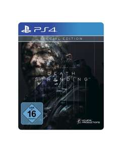 Death Stranding Special Edition (PS4) [Real]