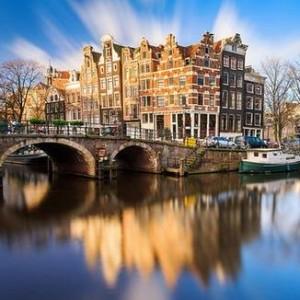 Eurowings: Hin- und Rückflug von Hamburg & Stuttgart nach Amsterdam für 60€ (Dezember/Last Minute)