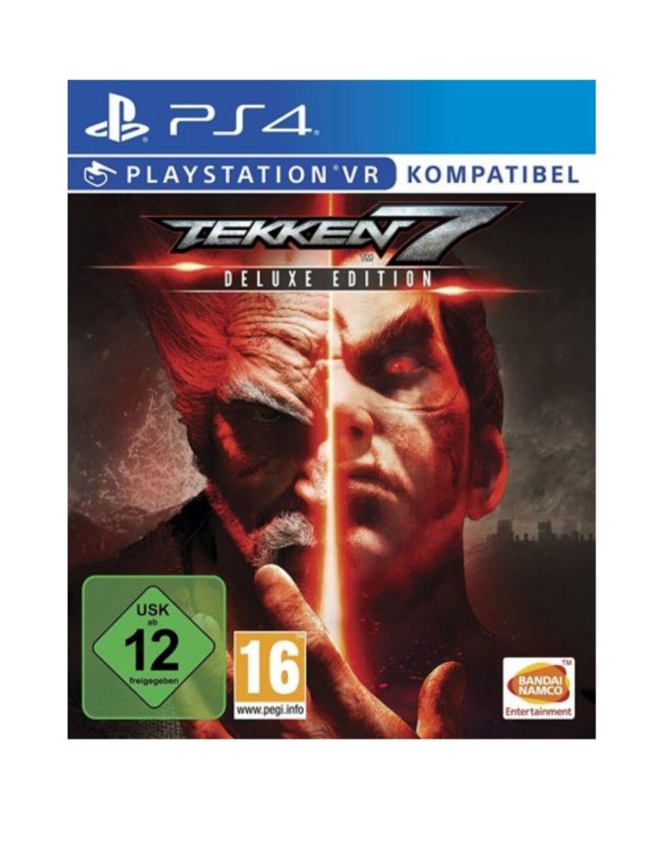 TEKKEN 7 Deluxe Edition für Playstation 4