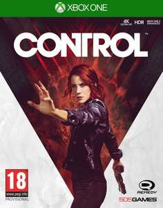 Control (Xbox One & Ps4) [Coolshop]