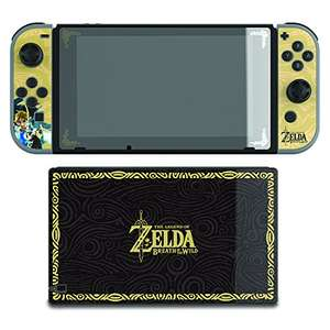 [Amazon Prime] Nintendo Switch Zelda Collector's Edition Screen Protection & Skins