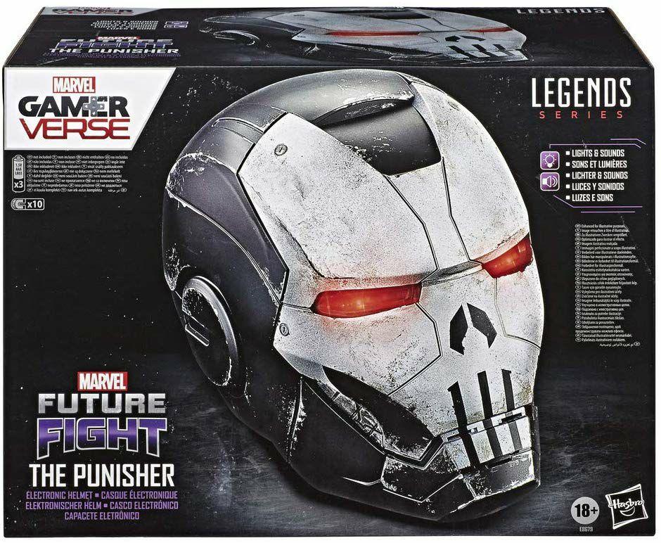 Marvel Legends Gamerverse Punisher War Machine Helm-Replik - Exklusiv (Amazon.fr)