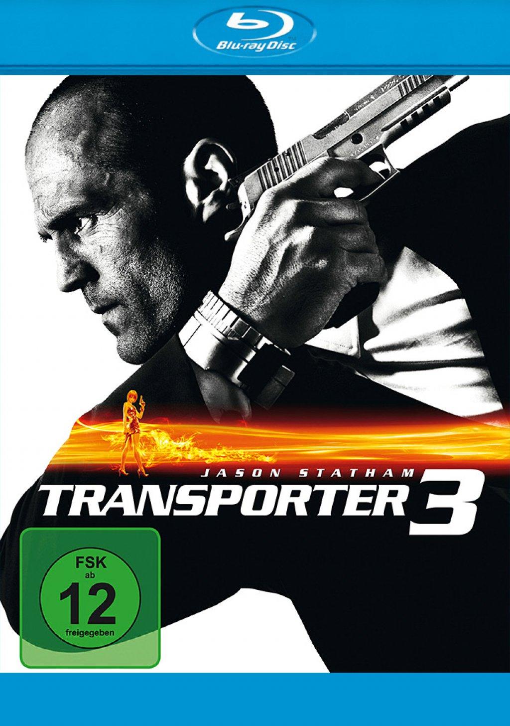 Transporter 3 (Blu-ray) für 3,72€ (Dodax)