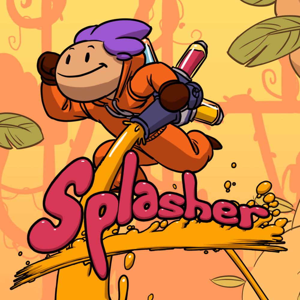 Splasher (Switch) für 4,49€ oder für 3,53€ ZAF (eShop)