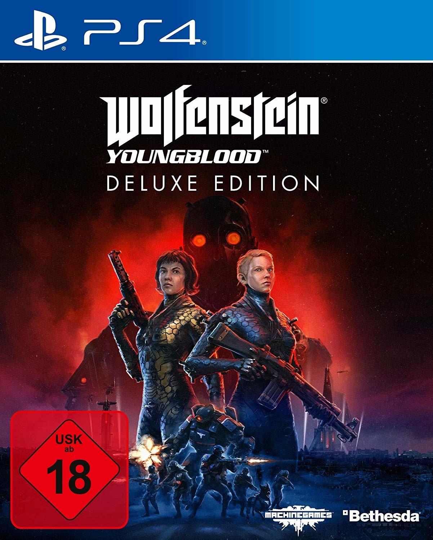 Wolfenstein: Youngblood Deluxe Edition (PS4) für 16,99€ (Müller)