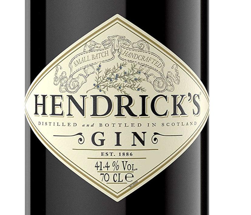 [Trinkgut] Hendrick's Gin 0,7 l