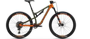 "MTB Rocky Mountain Instinct Carbon 50 29"" (Carbon/Eagle GX/13,60kg) - 2019 (Orange/Green M)"