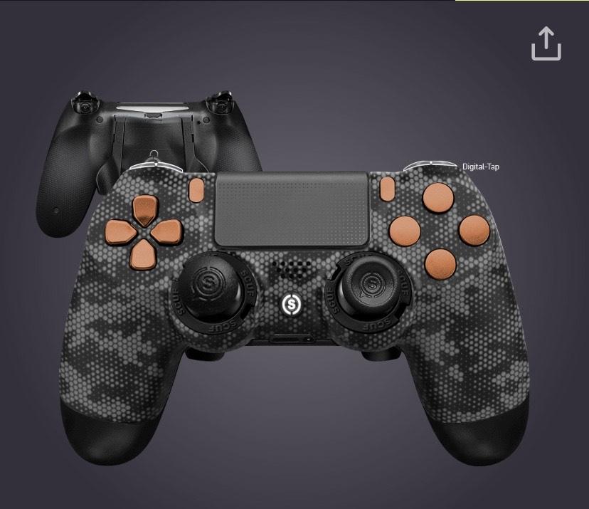 PlayStation 4 Scuf Controller (beliebig konfigurierbar) für 189,95€