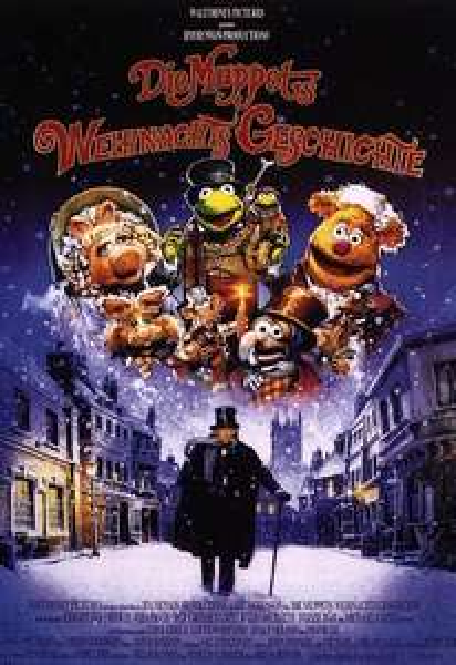 [Amazon Video] Die Muppets Weihnachtsgeschichte (HD)