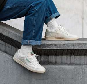Reebok Club C 1985 TV