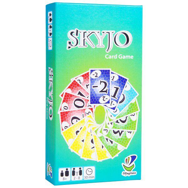 [Amazon Blitzangebot] Skyjo Kartenspiel für 10,00€ (Primekunde)