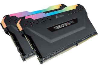 [Saturn+Paydirekt] Corsair Vengeance RGB PRO schwarz 2*8GB DDR4 3200MHz