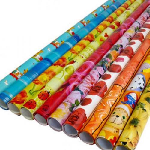 Marktkauf Münster, Weihnachts-Geschenkpapier 1,5m x 0,7m 0,19 € verschiedene Muster