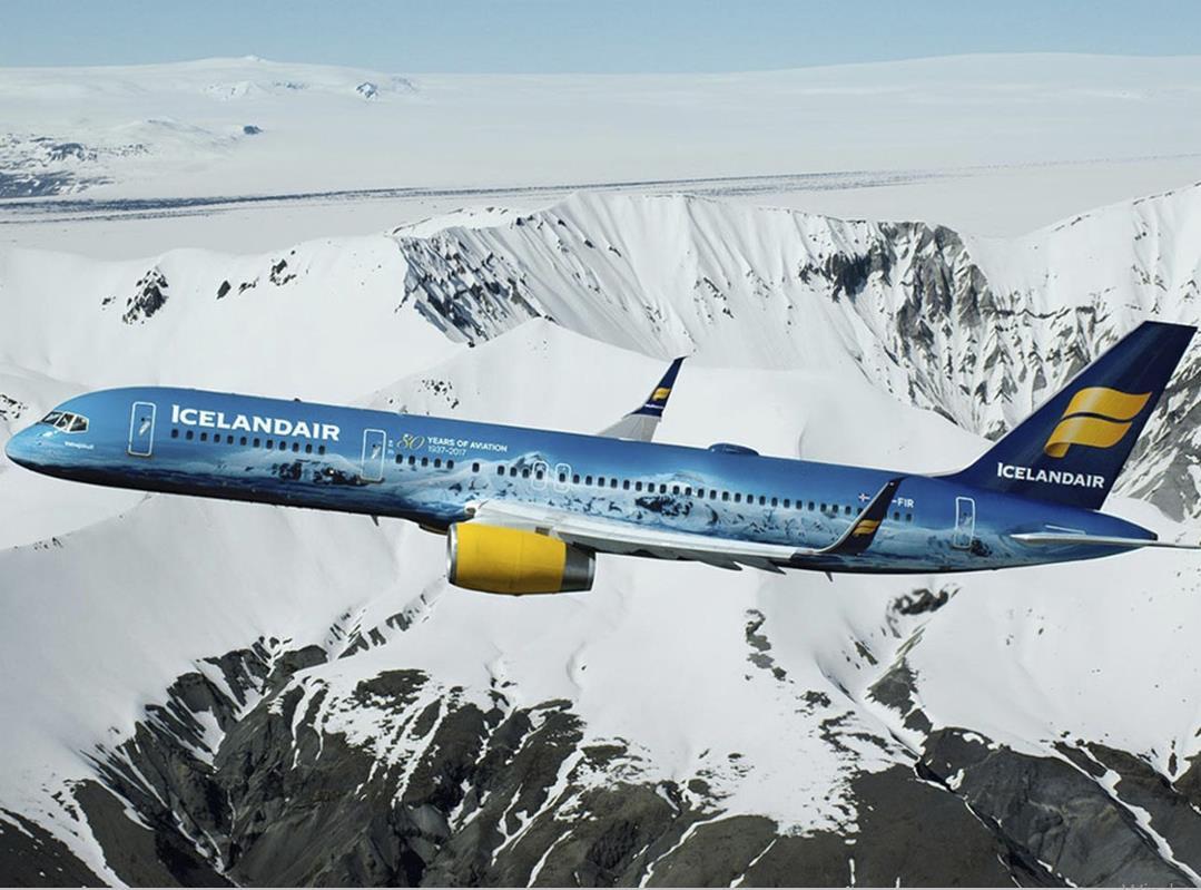 Flüge: Nordamerika ( März-September ) Icelandair Business Class von Frankfurt, München, Düsseldorf, Hamburg und Berlin ab 708€