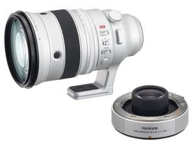 Fujifilm Sammeldeal - z.B. Fujinon XF200F2 R LM OIS WR Objektiv inkl. XF 1.4x TC f2 WR exkl. 400€ Cashback // Fotoversand24