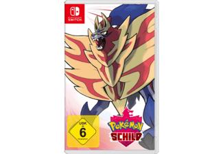 Pokémon Schild Edition - Nintendo Switch [mit paydirekt Saturn / MediaMarkt]