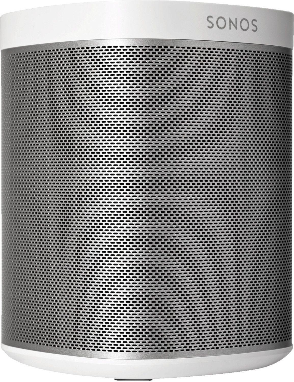 Sonos Play:1 Smart Speaker (Feuchtigkeitsbeständiger WLAN Multiroom Lautsprecher [Lokal Flensburg/Fehmarn Fleggaard]
