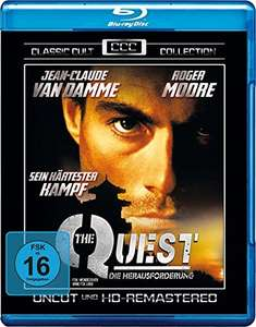 The Quest - Die Herausforderung (Classic Cult Collection Blu-ray) für 4,99€ (Amazon Prime & Müller)