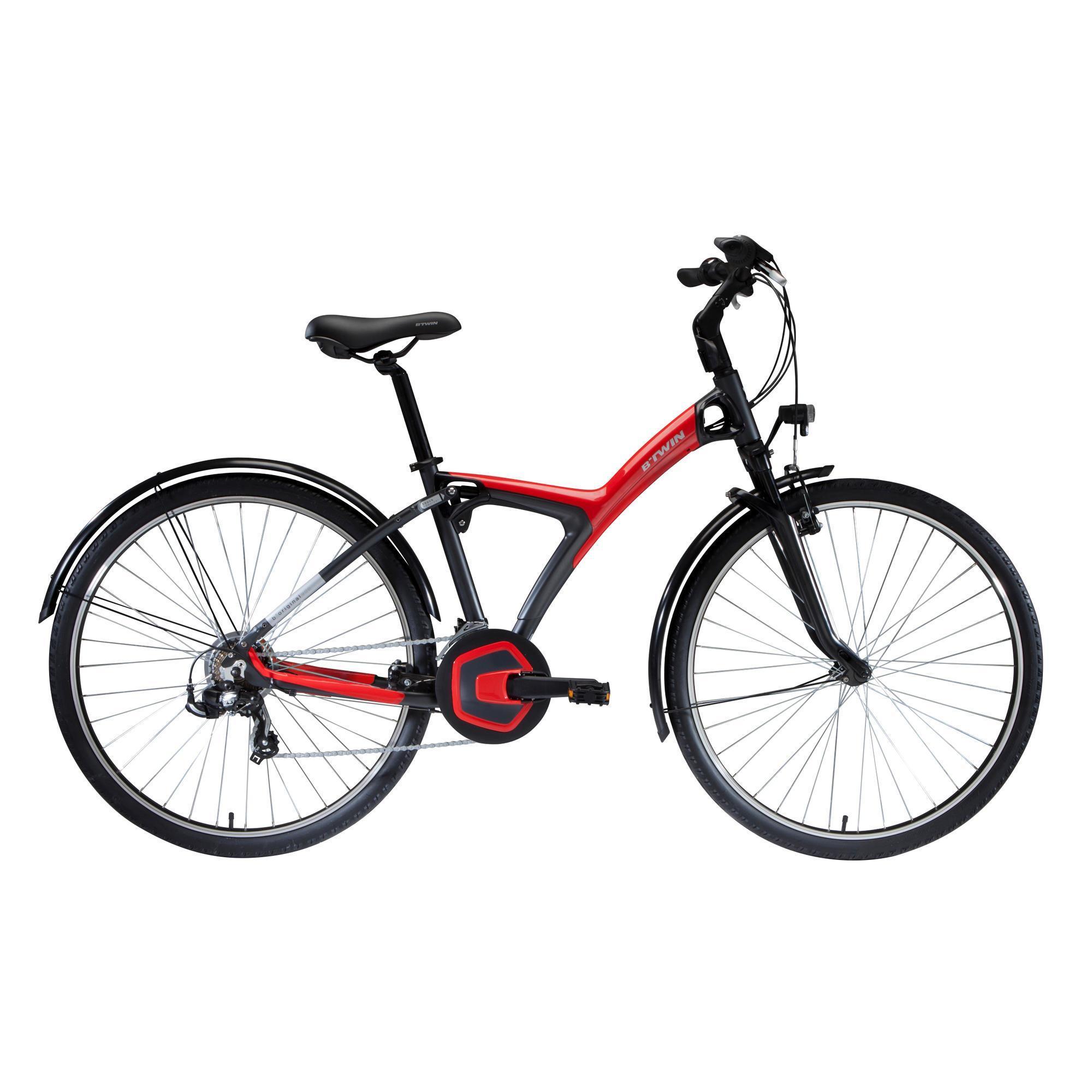 Trekkingrad B Original 500 21 Gang Fahrrad @ Decathlon Sale