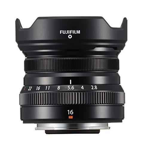 FUJIFILM FUJINON XF16mmF2.8 R WR für Fuji X-Mount schwarz