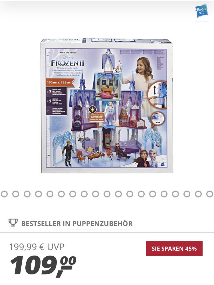 Frozen 2 - Schloss