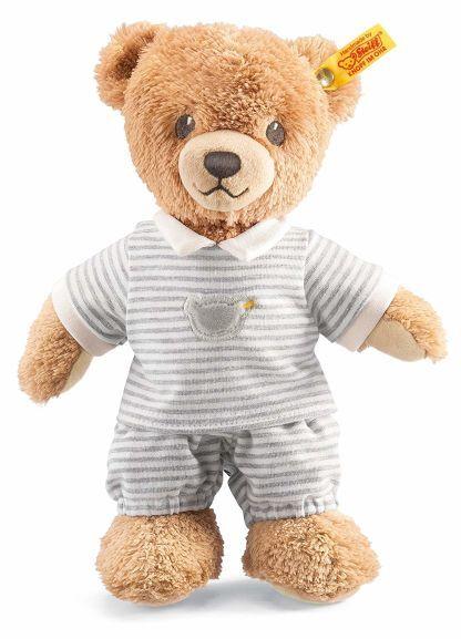Steiff Stofftiere Sammeldeal z.B. Teddybär Fynn mit oder ohne Koffer | Schlaf Gut Bär | etc. [amazon]