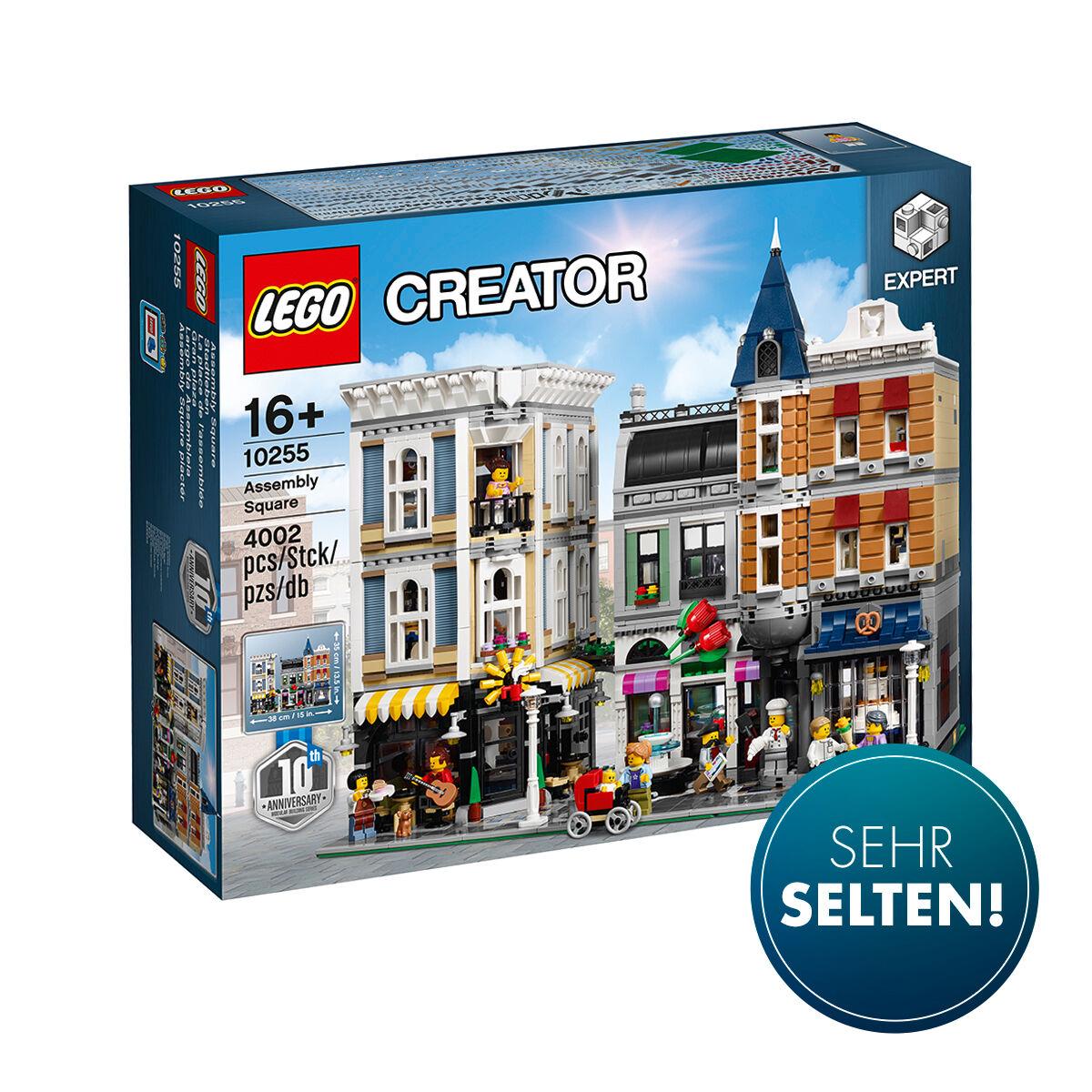 Lego Creator Expert - 10255 Stadtleben