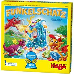 [amazon] [Prime] verschiedene Brettspiele / Spiele des Jahres, z.B. Funkelschatz, Azul, Spinderella etc.