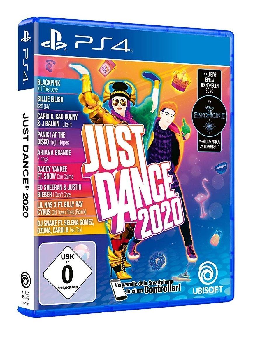 Amazon: [PS4/Xbox] Just Dance 2020 wieder für 29,99€