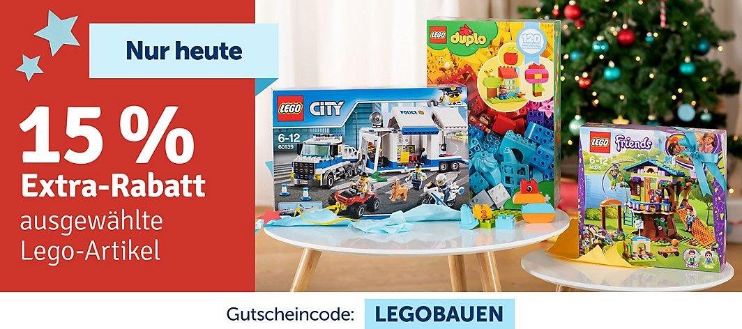 MYTOYS Sammeldeal: Verschiedenste LEGO Sets mit 15 % Zusatzrabatt, z.B. LEGO Harry Potter - Hogwarts Uhrenturm (75948)