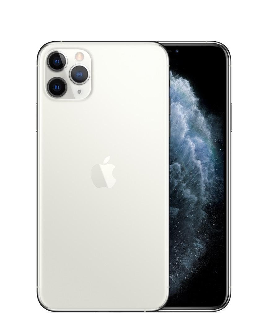 iPhone 11 Pro Max 256 GB silber Versand durch Amazon