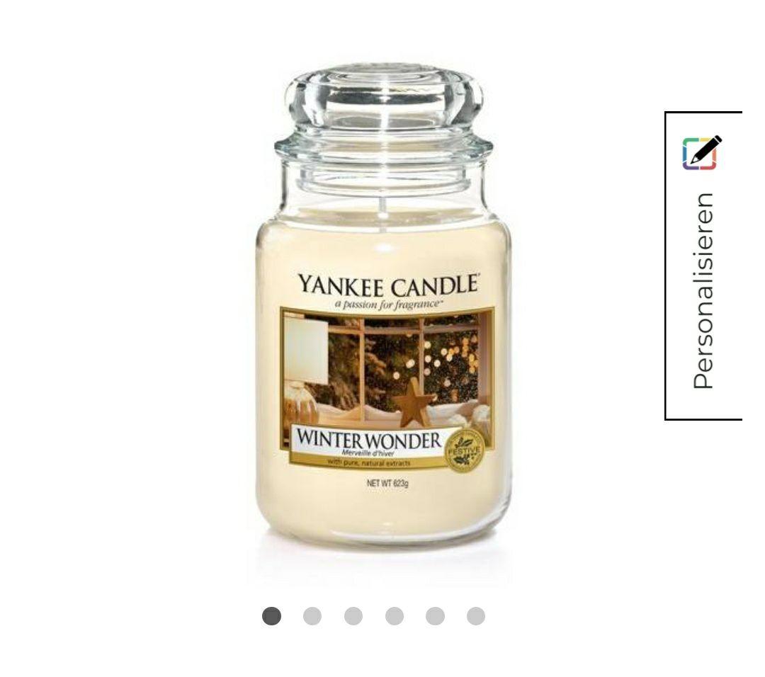 25% auf ALLE Yankee Candles