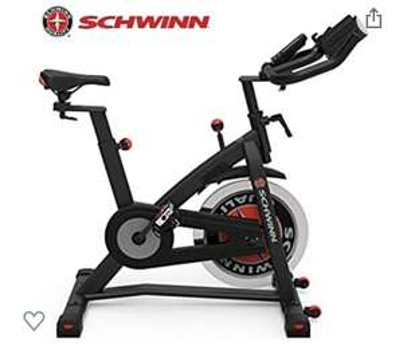 [Amazon] Schwinn Speedbike IC7 Fitnessbike mit LCD-Display