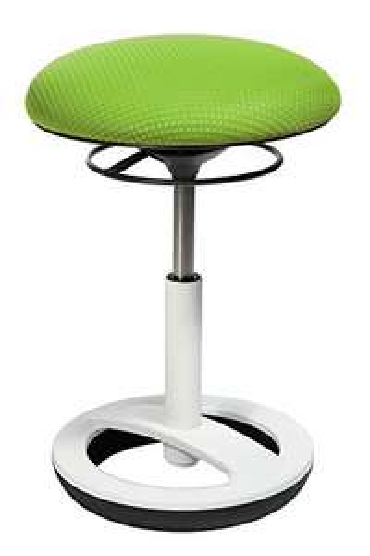 [Amazon.de] Topstar Sitness Bob, ergonomischer Sitzhocker, Arbeitshocker, Bürohocker mit Schwingeffekt, Sitzhöhenverstellung