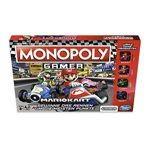 Monopoly Gamer Mario Kart für 17,58€ o. Fortnite für 13,59€ [Amazon Prime]
