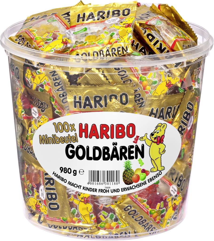 Haribo Goldbären 980 gr