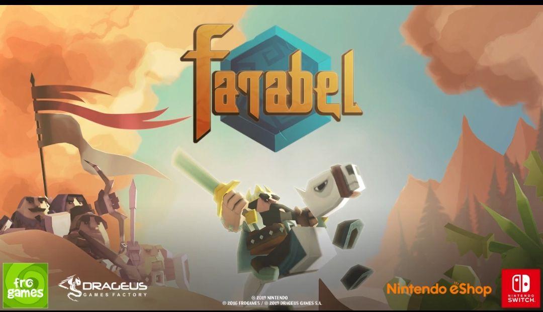 Farabel Switch Nintendo E-Shop