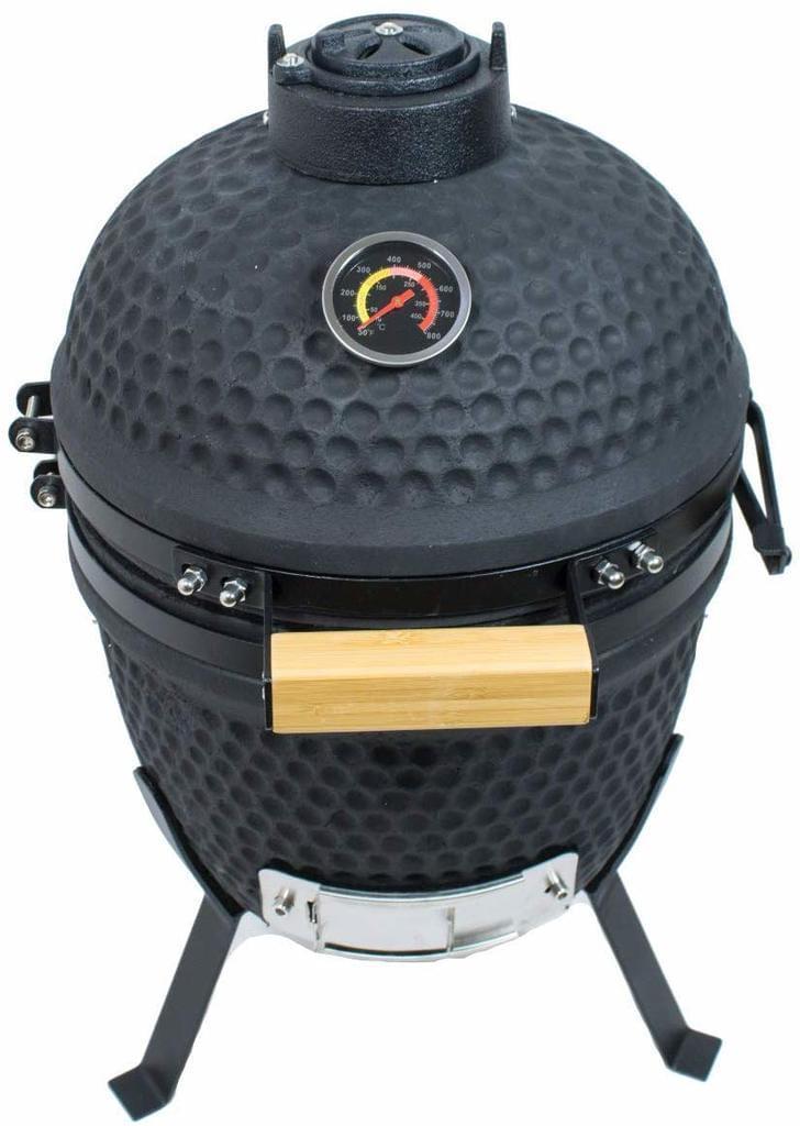 [Real] Buschbeck Mini-Kamado Keramikofen BBQ Smoker Keramikgrill (ggf. 64,95 mit NL Gutschein)