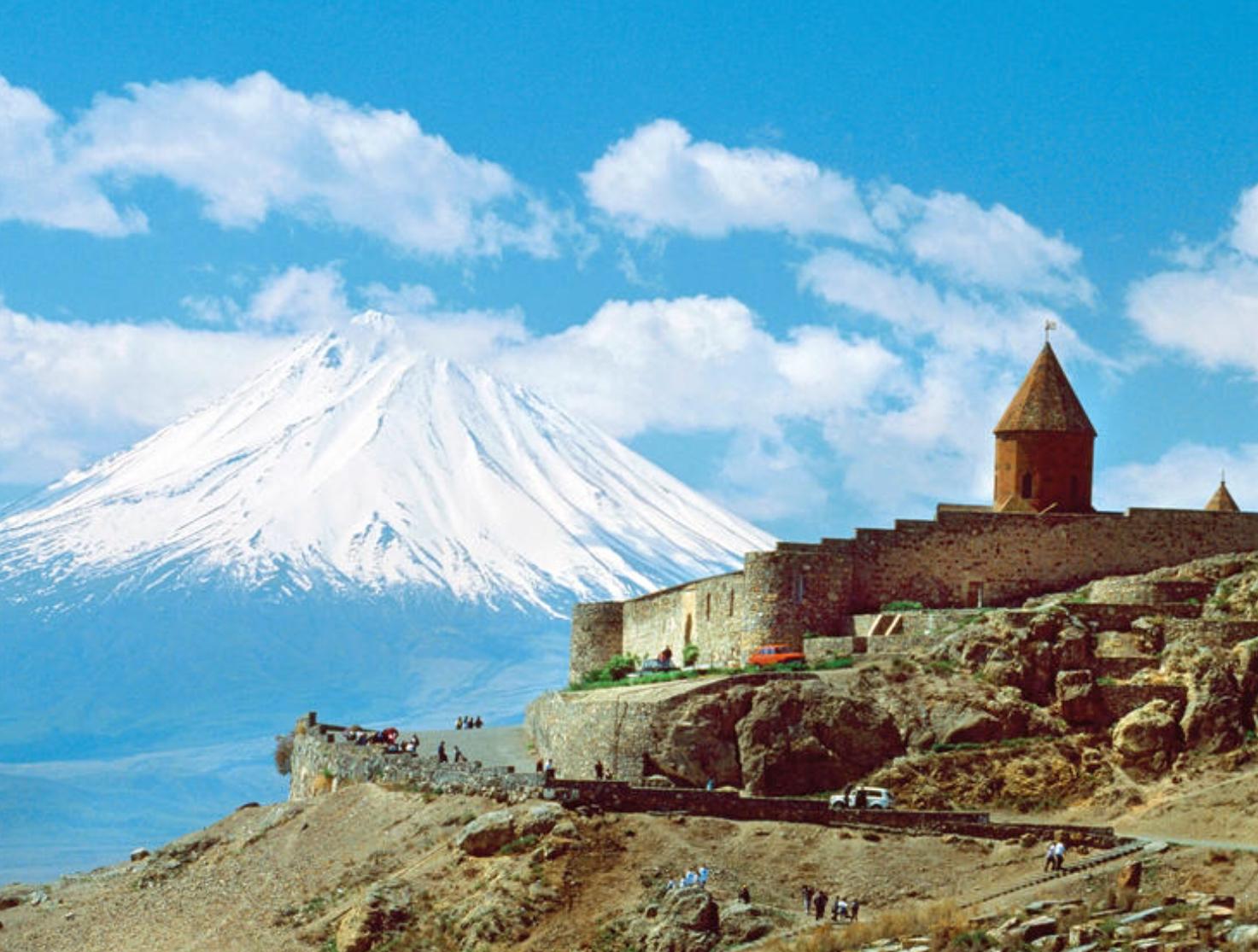 Flüge: Armenien [März - Mai] Hin und Zurück Nonstop von Memmingen nach Gjumri ab nur 25,16€