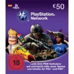 PSN Live Card 50 Euro (Sony)