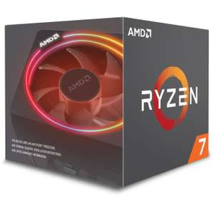 AMD Ryzen 2700X 8 Core 3,7 GHz