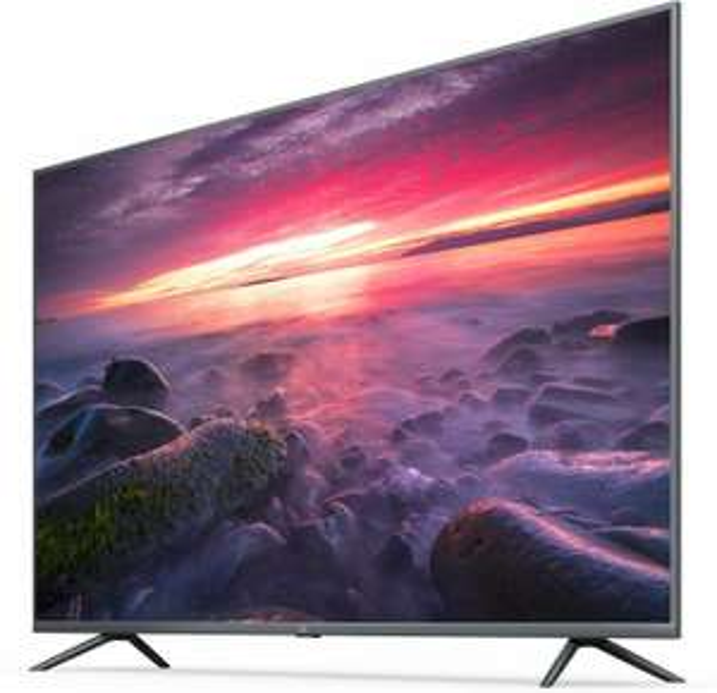 "Xiaomi Mi Smart TV 4S 55"" (4K UHD, Triple Tuner, Android TV 9.0, Fernbedienung mit Mikrofon, Prime Video / Netflix)"
