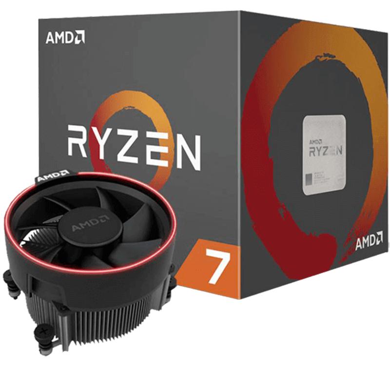 AMD Ryzen 7 2700 (Box, 8C16T, 3,2GHz, Socket AM4) mit 1 Spiel, sowie weitere Ryzen CPU mit Spiele(n)