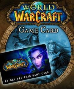 World of Warcraft 60 Tage Gamecard (PC/Mac) für 19,19€ (CDKeys)
